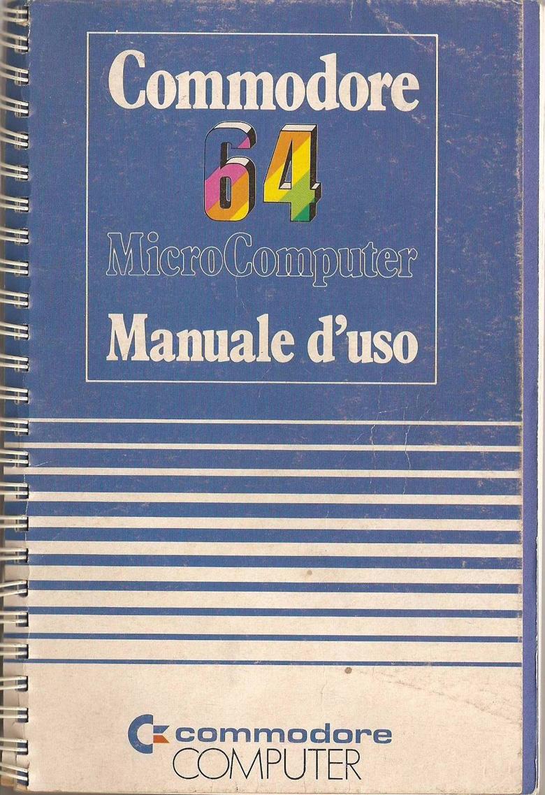 manuale-c64