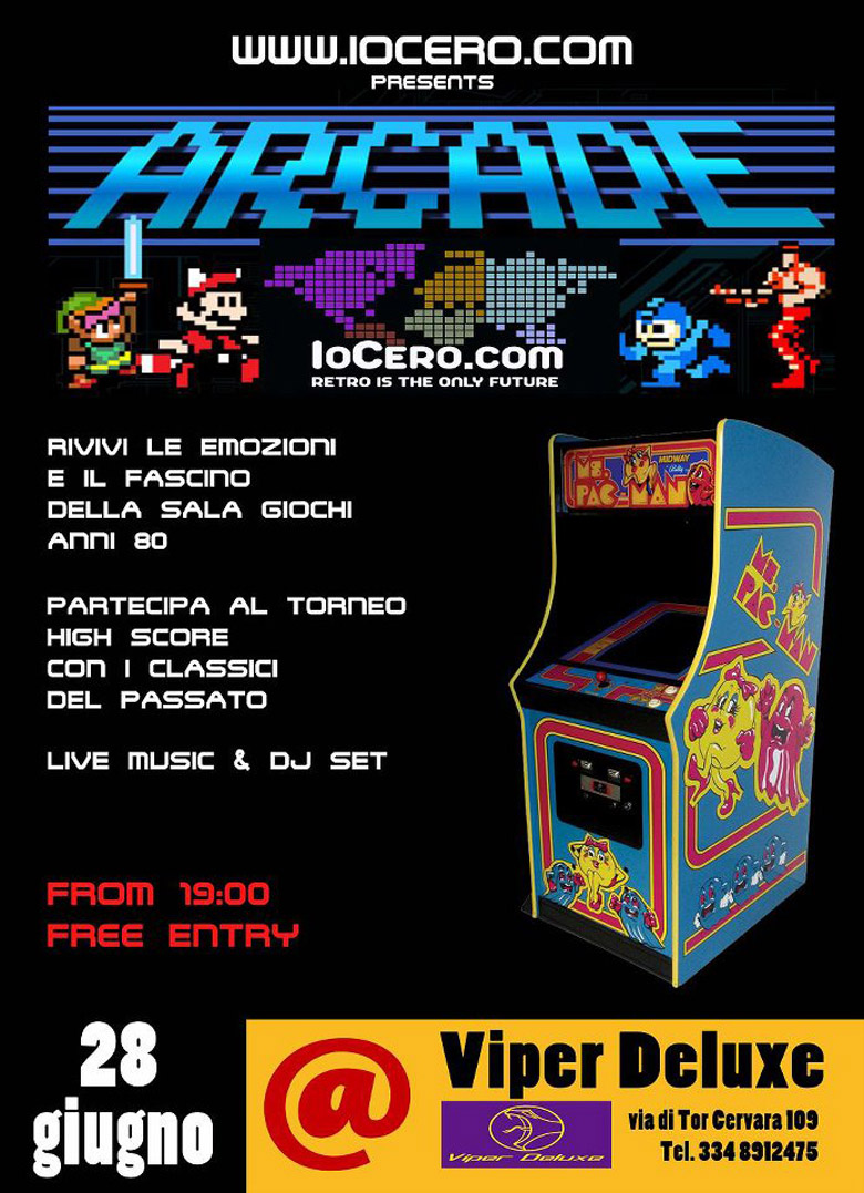 arcade-viper