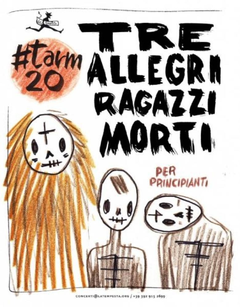 treallegriragazzimorti